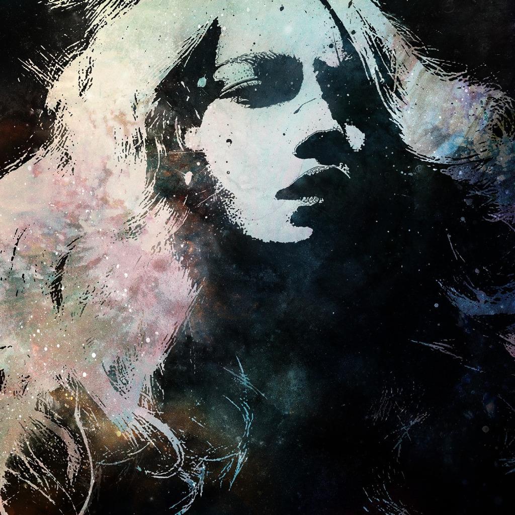 Косметика девушка рисунок