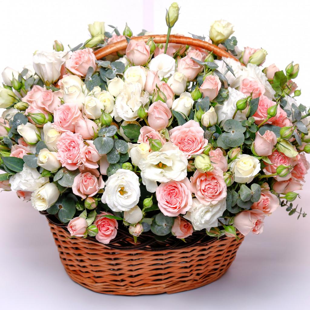 букет цветов шикарный фото