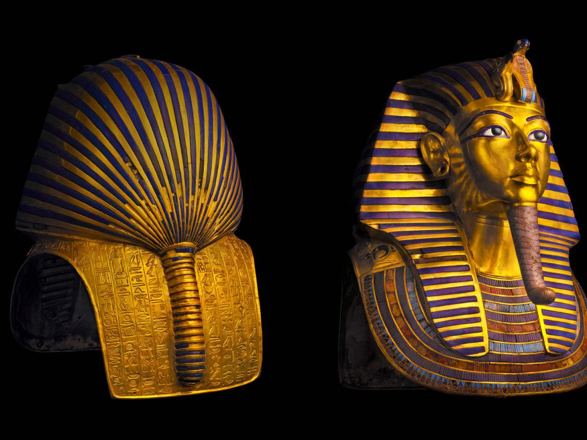 Картинки египетских масок