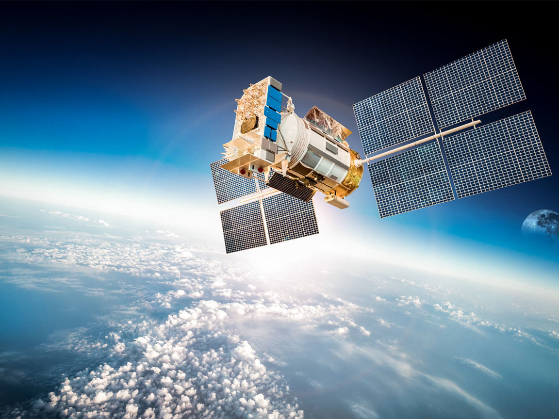 artificial satellites a marvel of technology Satellites - a global view of earth today there are hundreds of artificial satellites in orbit around the earth the technology used on a satellite varies.