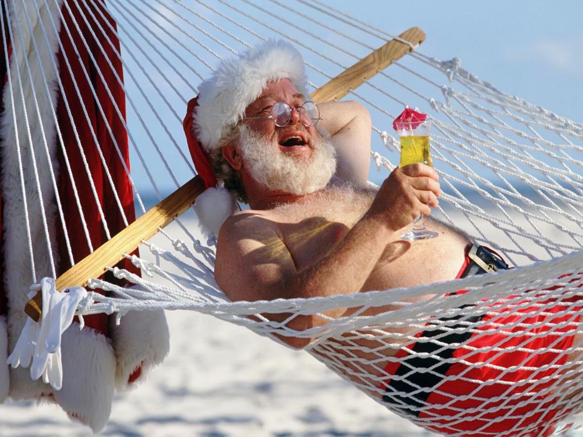 Дед мороз смешная картинка, разведка