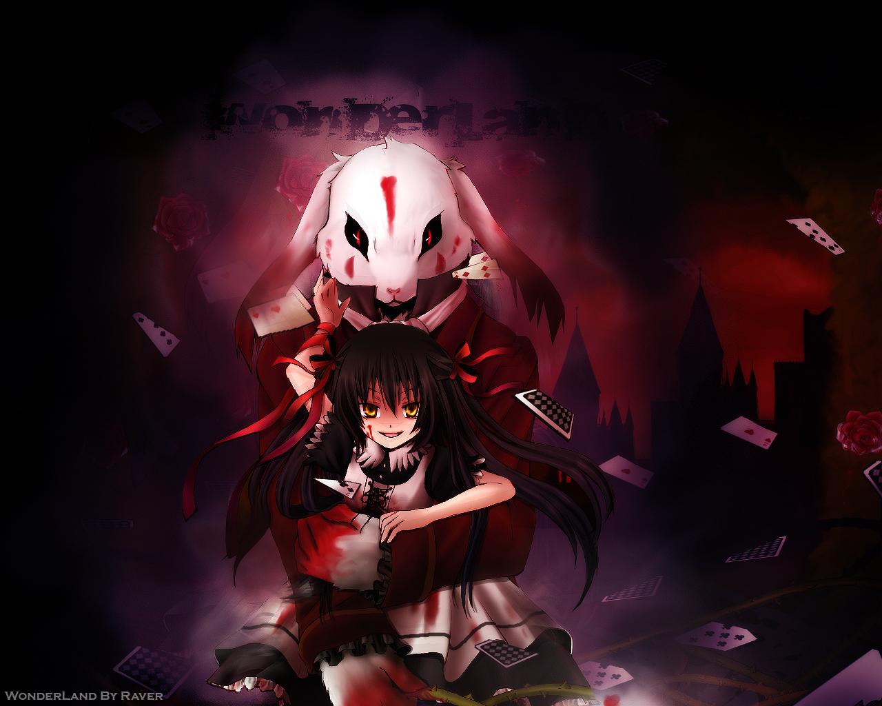 Кровавый кролик картинка