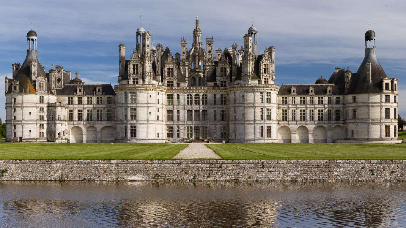 Chateau de Vizille, Isere, France  № 156933 бесплатно