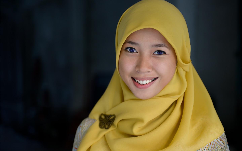 Мусульманские девушек фото