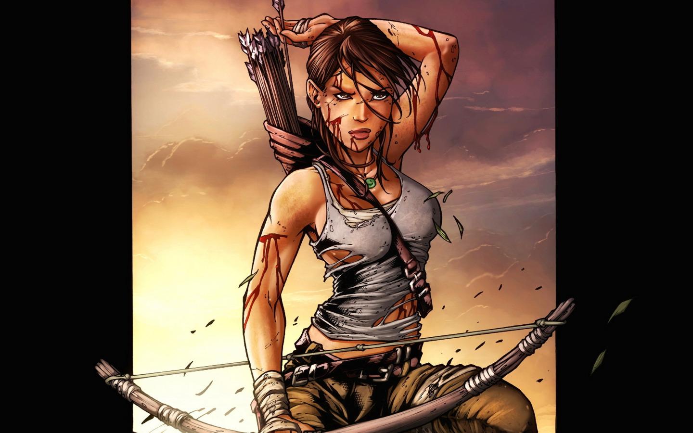 Lara croft amazons porn naked comics