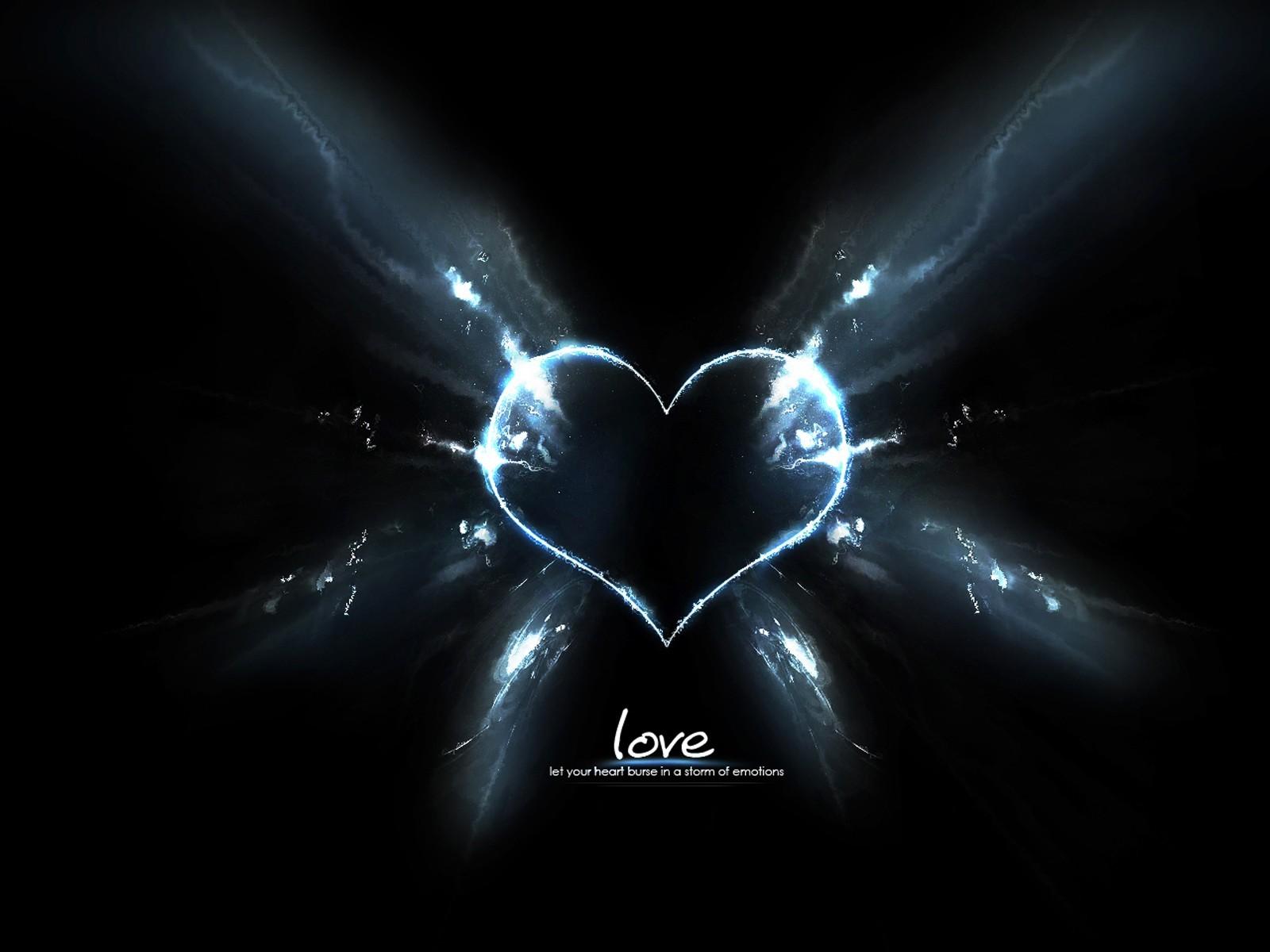Черные картинки с надписью про любовь, февраля