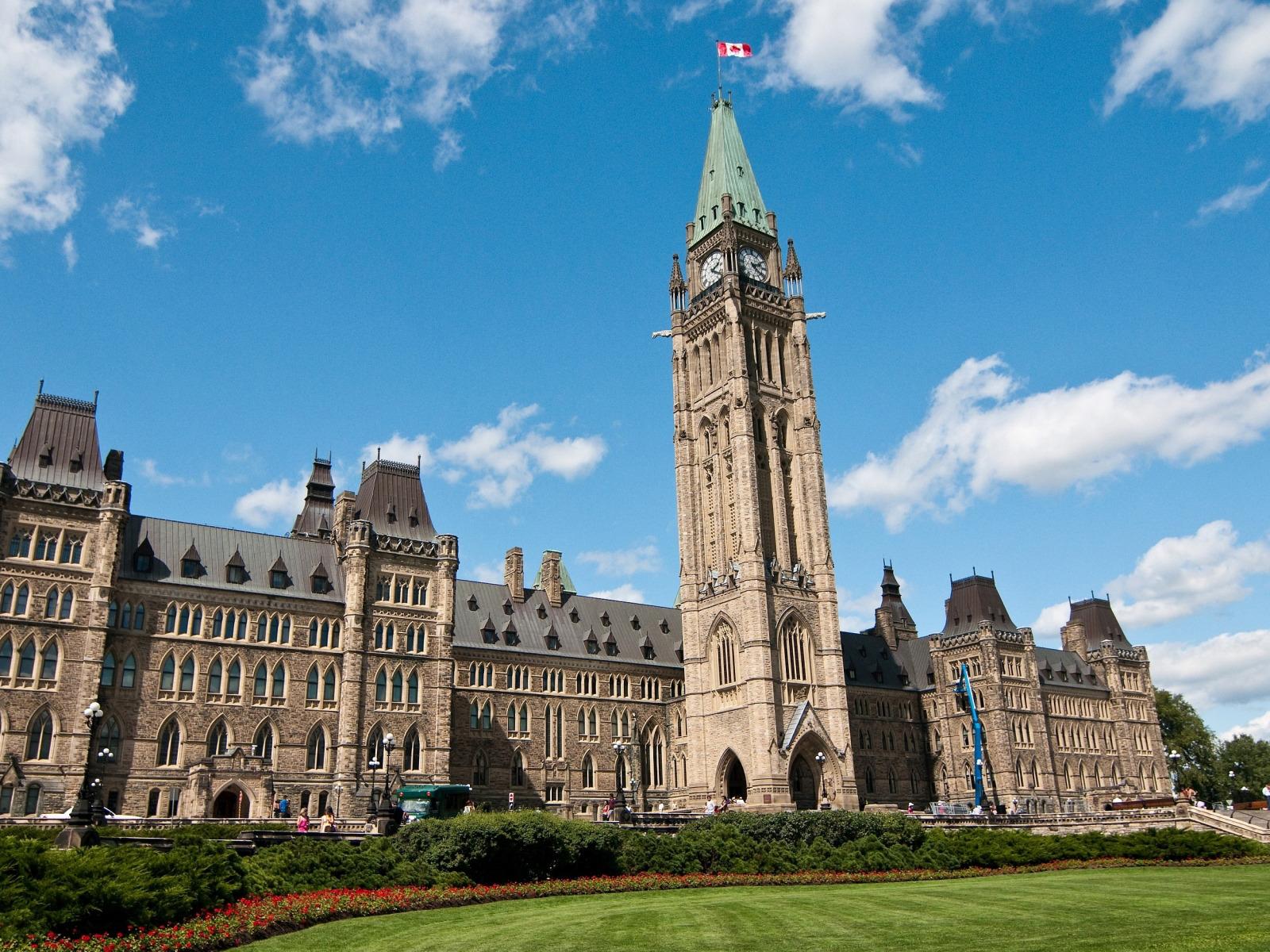 Parliament Building, Ontario, Canada  № 932239 загрузить