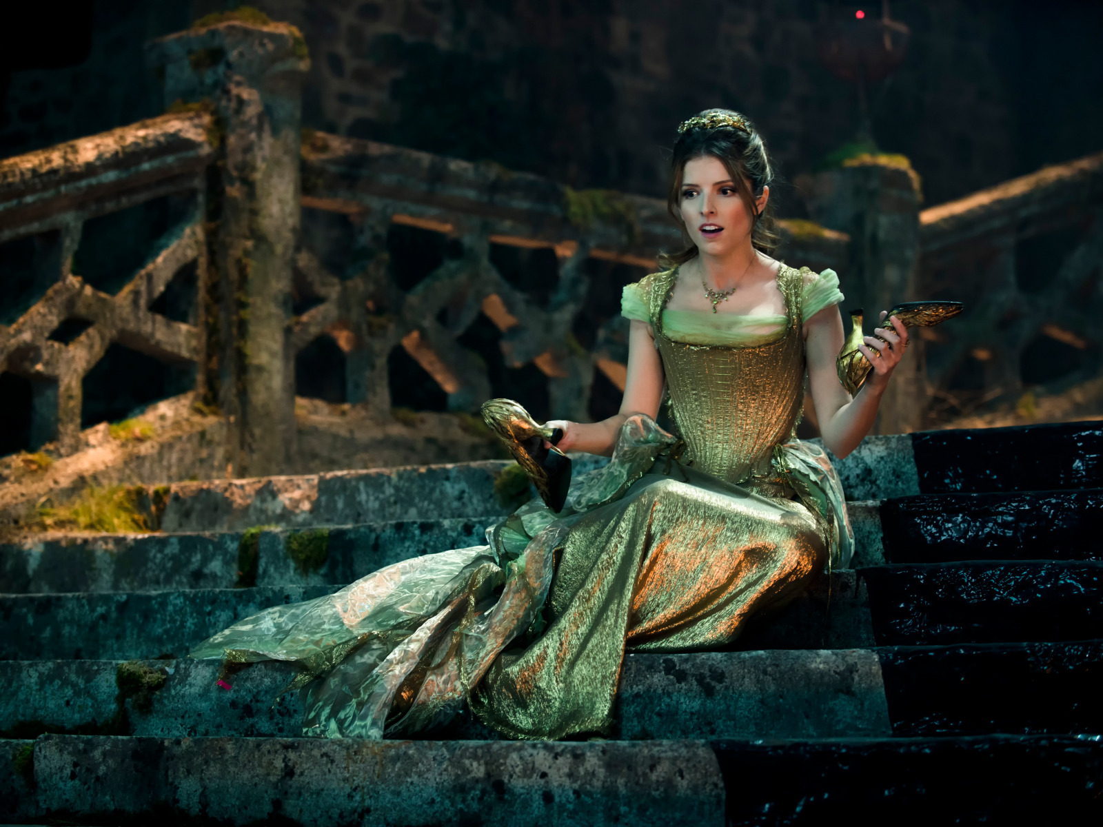 Celebrate Into The Woods With A Look Back At-playbill - HD1600×1200