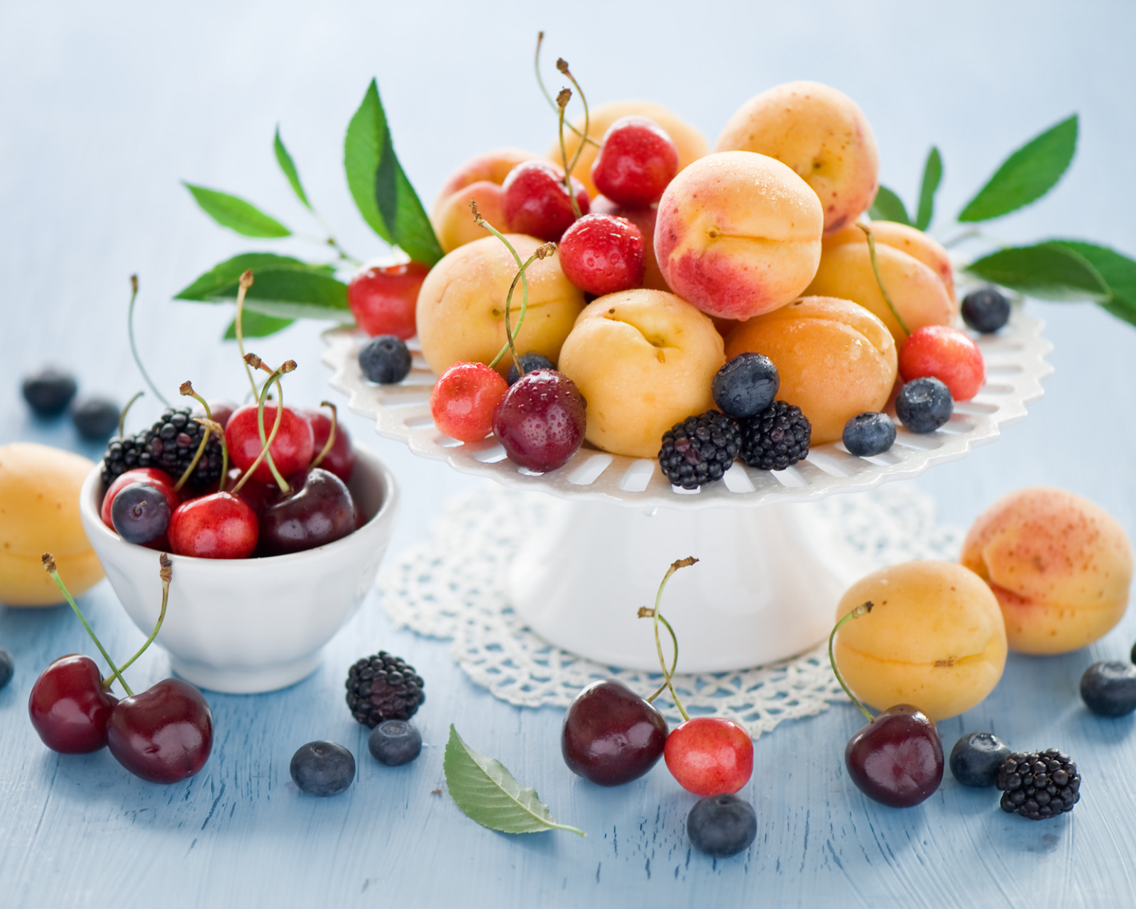 wallpaper fresh fruits berries - photo #2