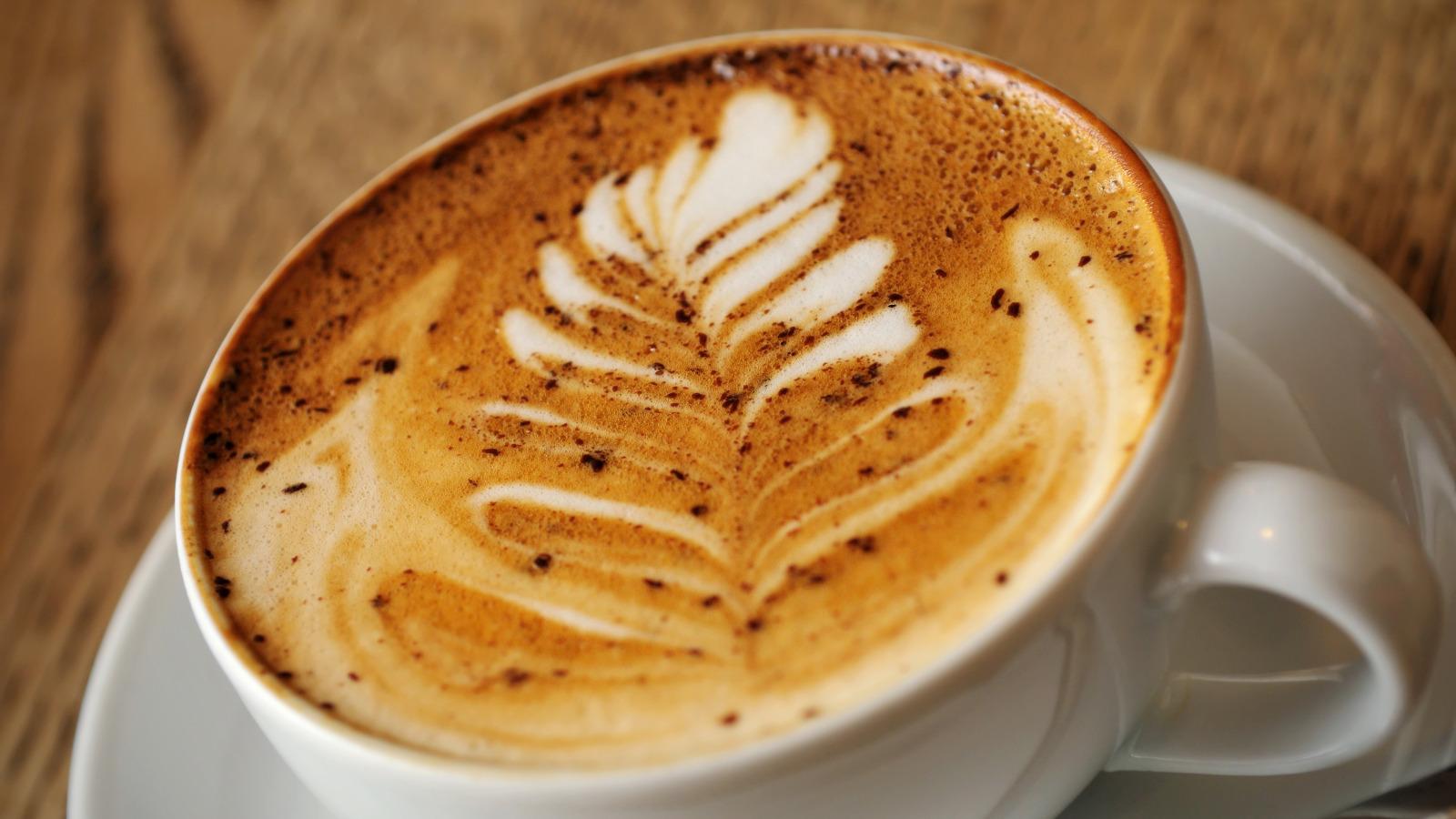 Кофе латте в домашних условиях рецепт пошагово