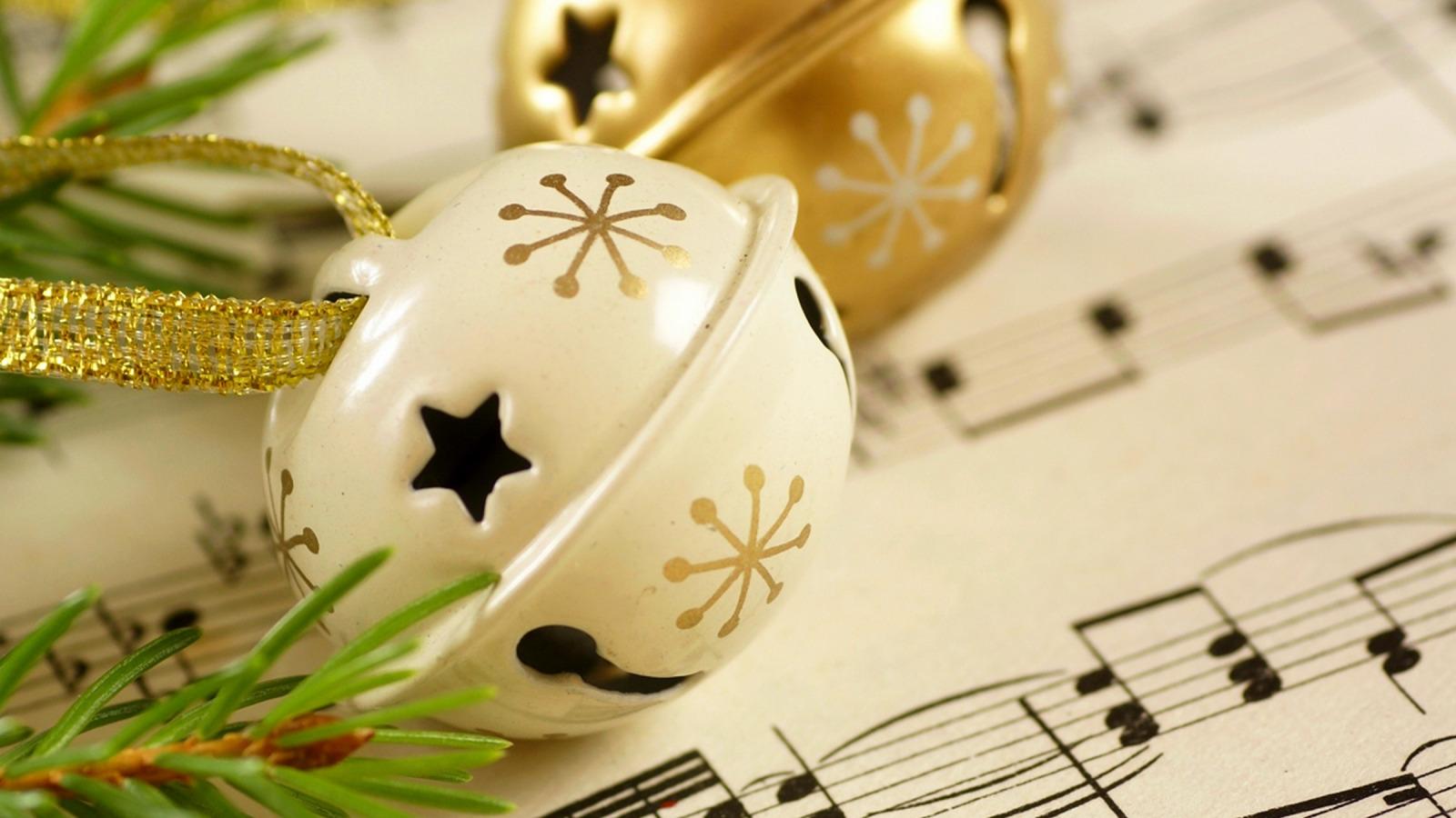 Новый год музыка для телефона