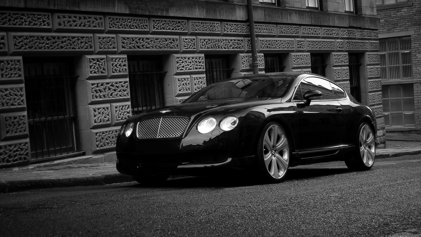 Bentley black  № 199910 загрузить