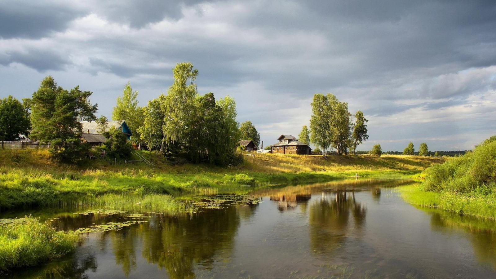 Деревня картинки красивые, мне хватает тебя