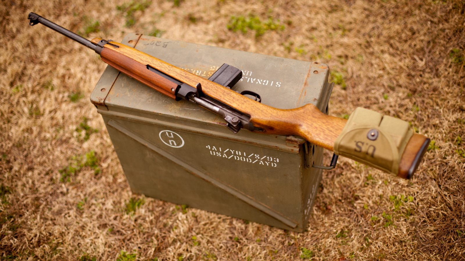 the history of us m1 rifle