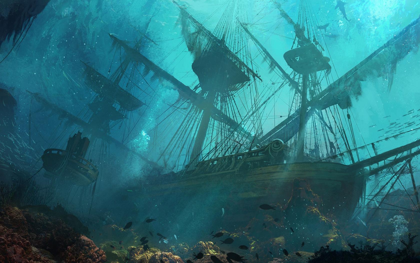 позировала топлесс, картинка затонувшие корабли чем