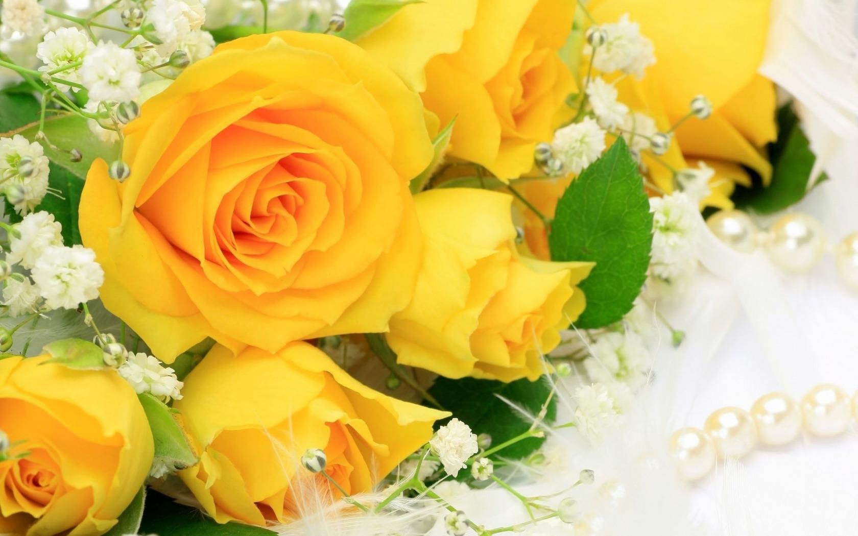 Что означают желтые цветы в подарок 91