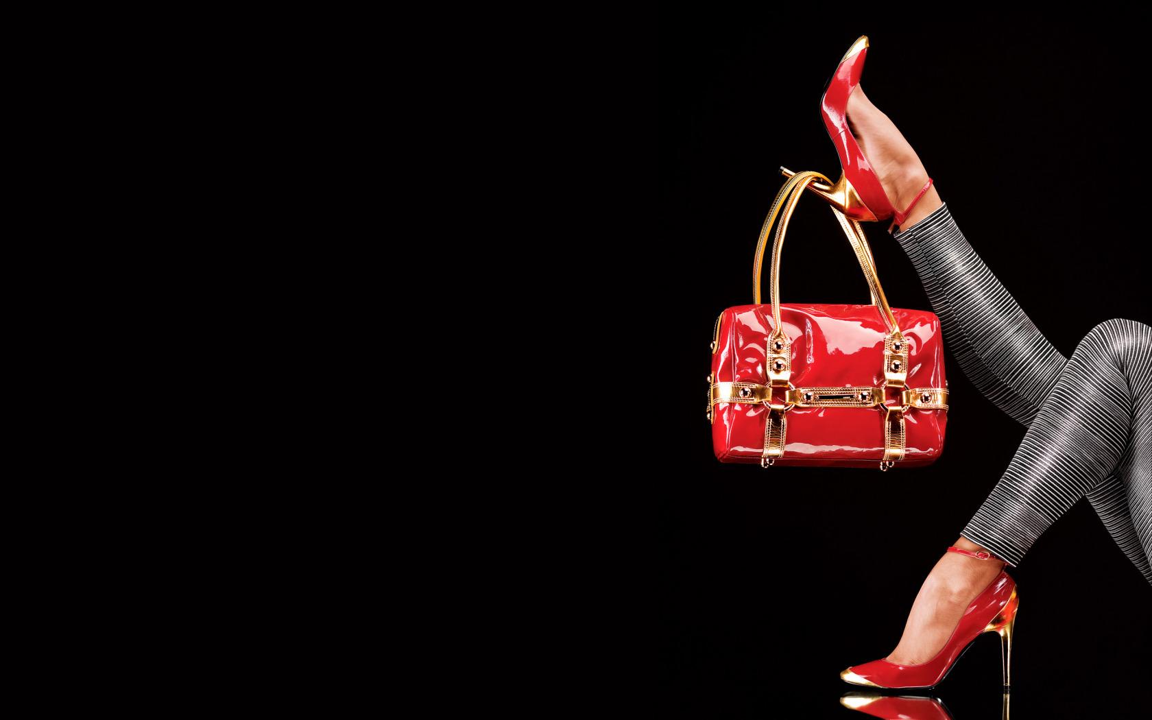 красная обувь  № 1506283 без смс