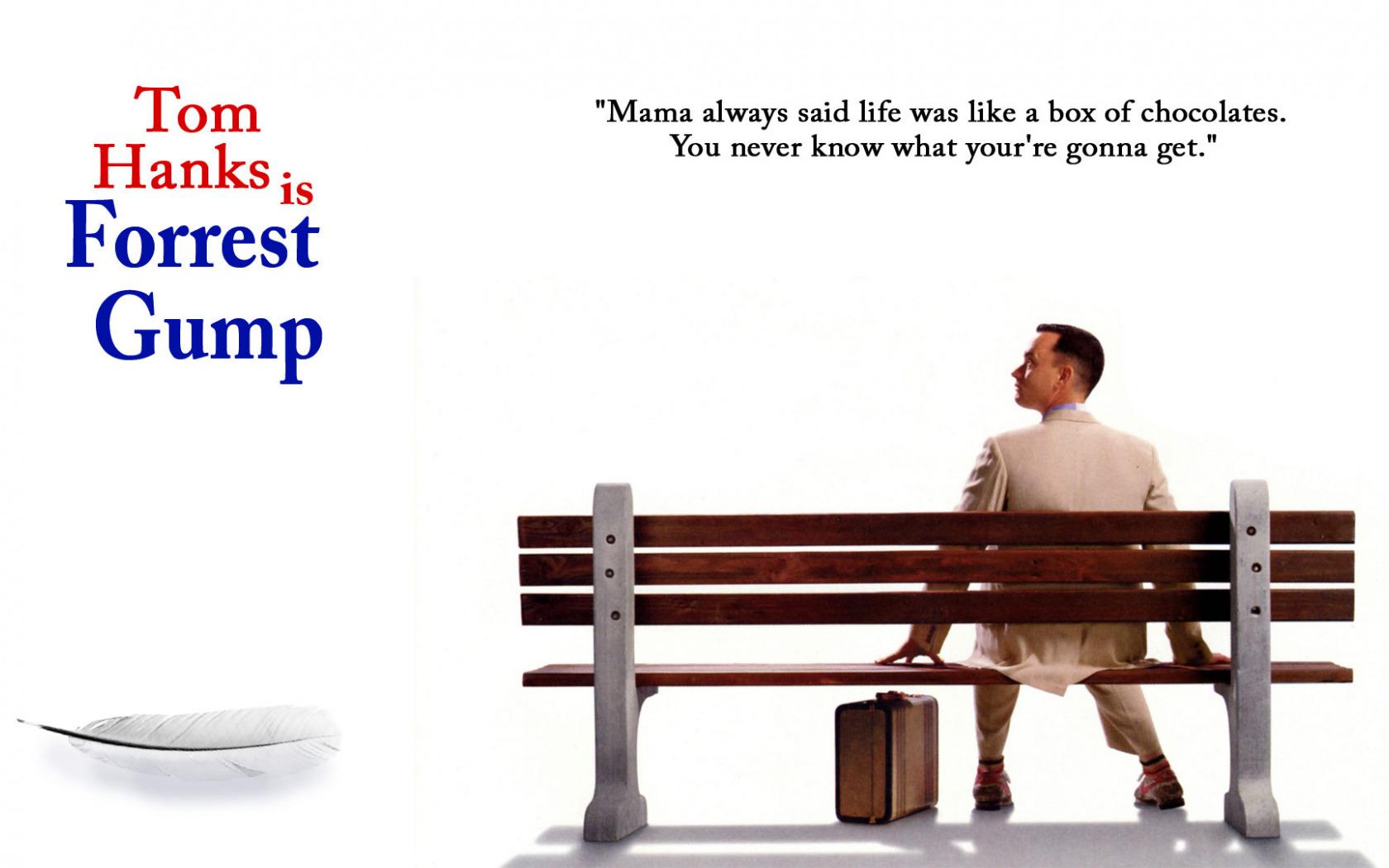 personal response forrest gump film essay