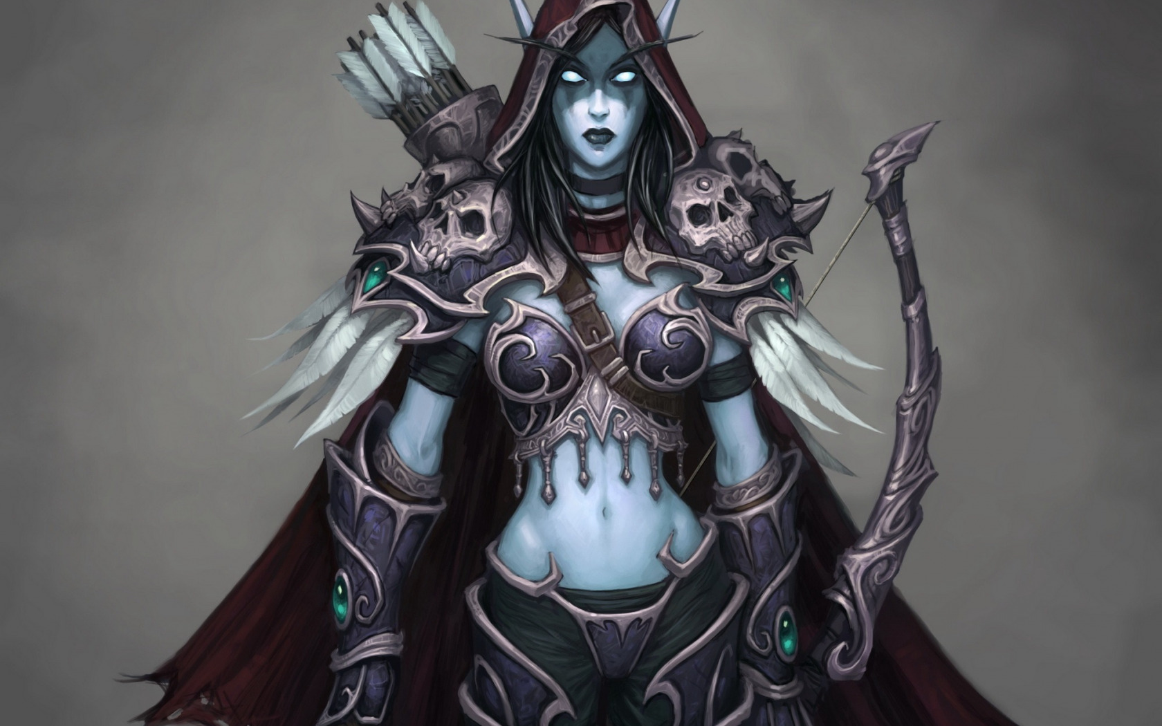 World of Warcraft undead armor nude gallery