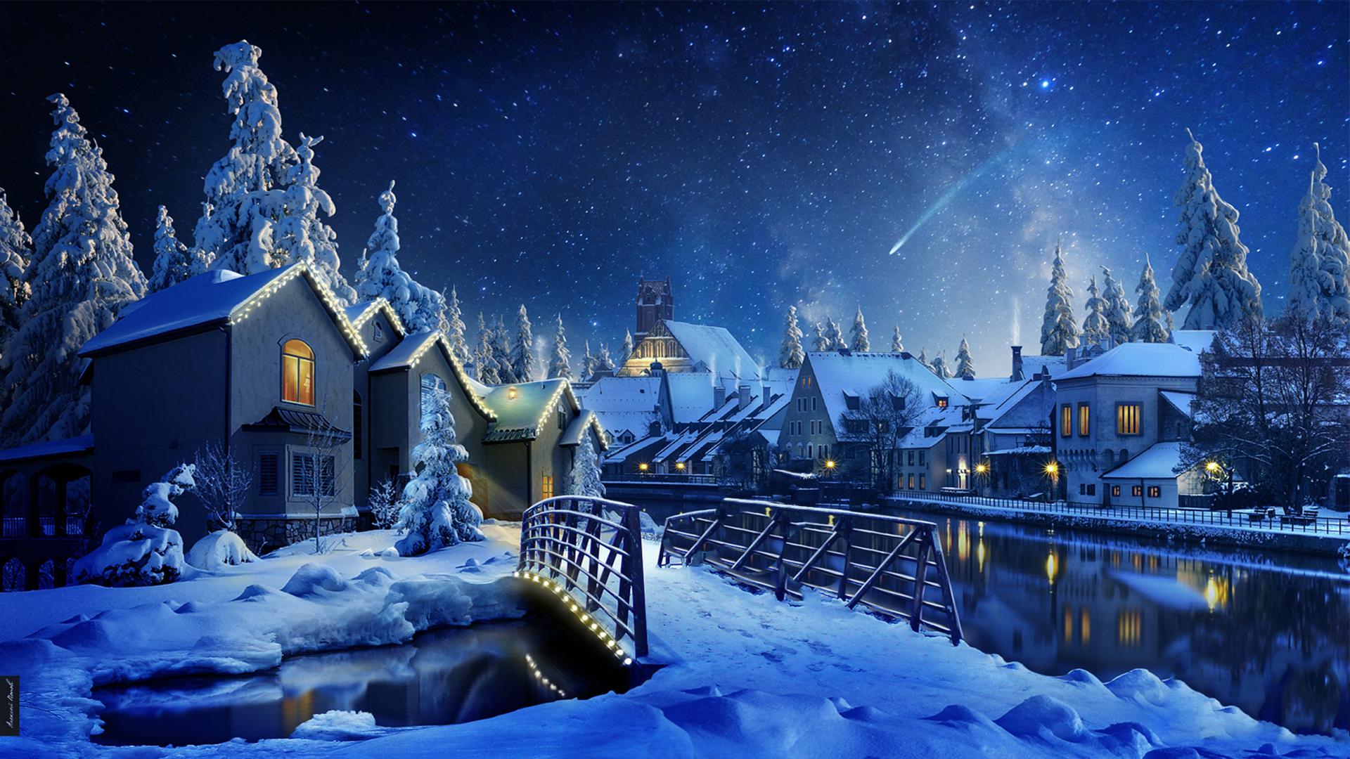 Сватье, новогодней ночи картинки