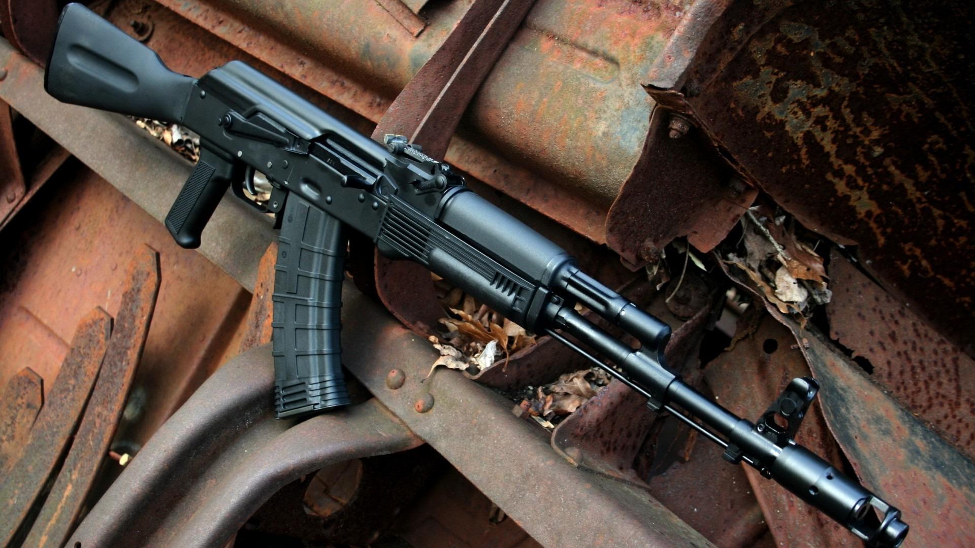 Kalashnikov iniciará produção de fuzis na Venezuela em 2019