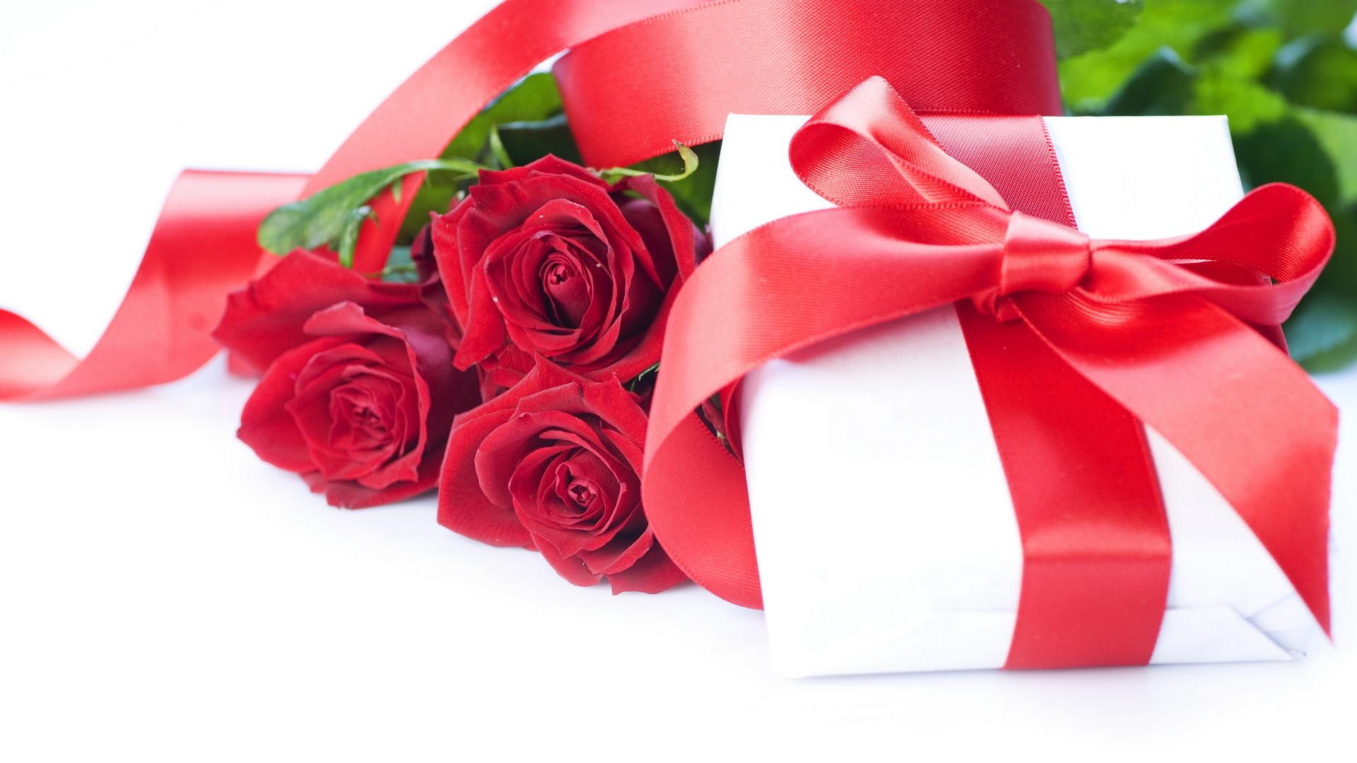 Картинки, цветы подарок открытка