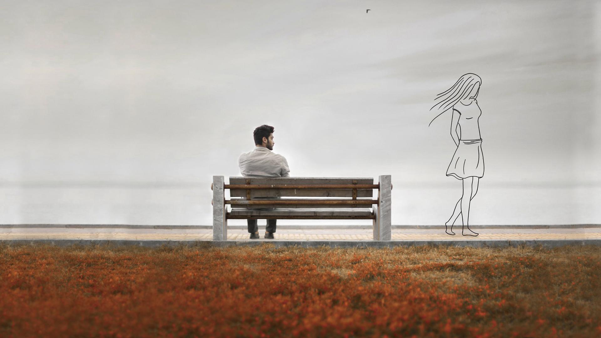 Картинки для одинокого настроения