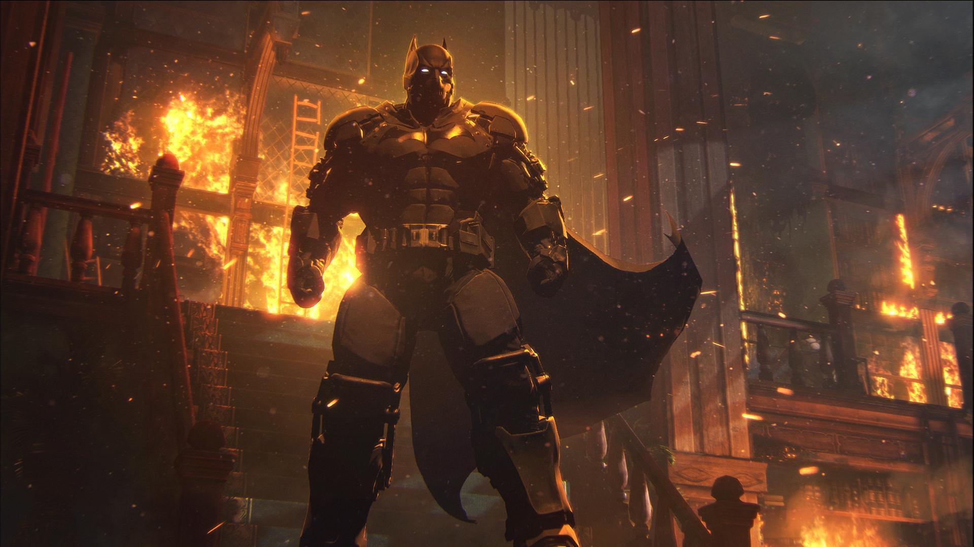 batman arkham origins - HD1600×900