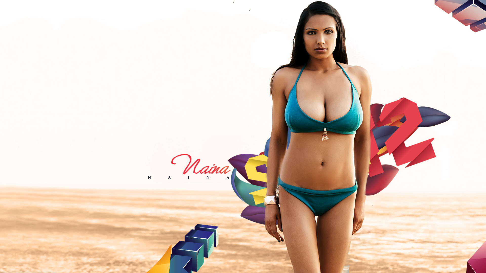Обои naina dhariwal, bollywood, celebrity, actress, model, girl, beautiful.
