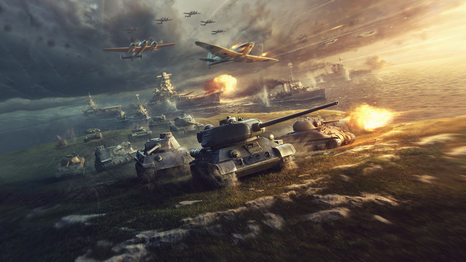 World of tanks world of warplanes world of warships wargaming net