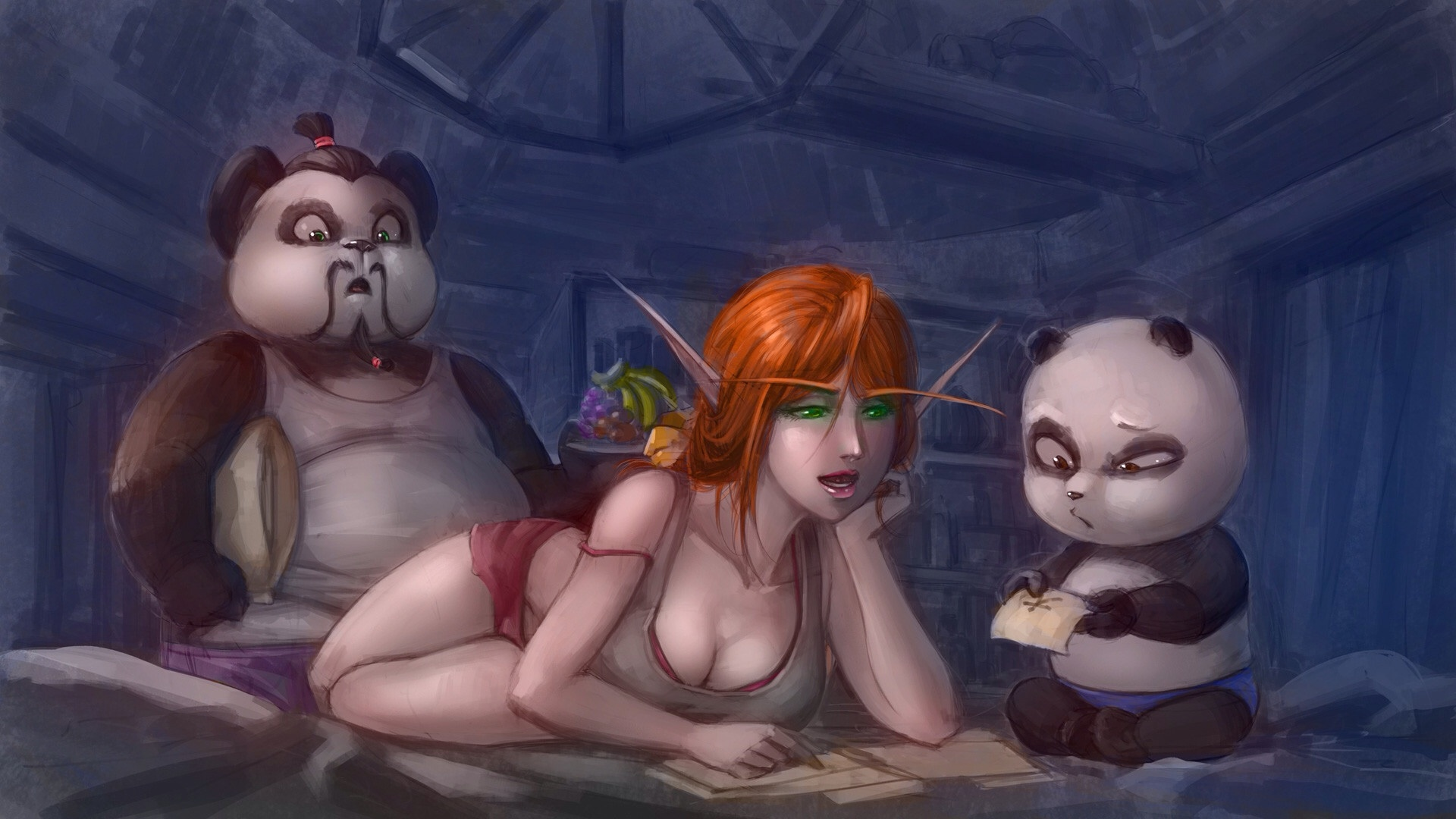 World of warcraft undead animated porn sex pics