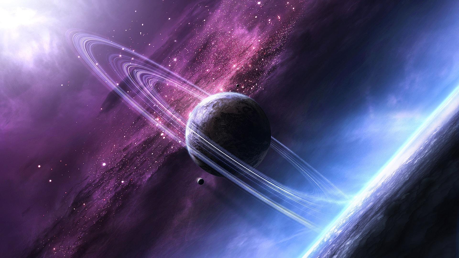 Картинки для рабочего стол космос