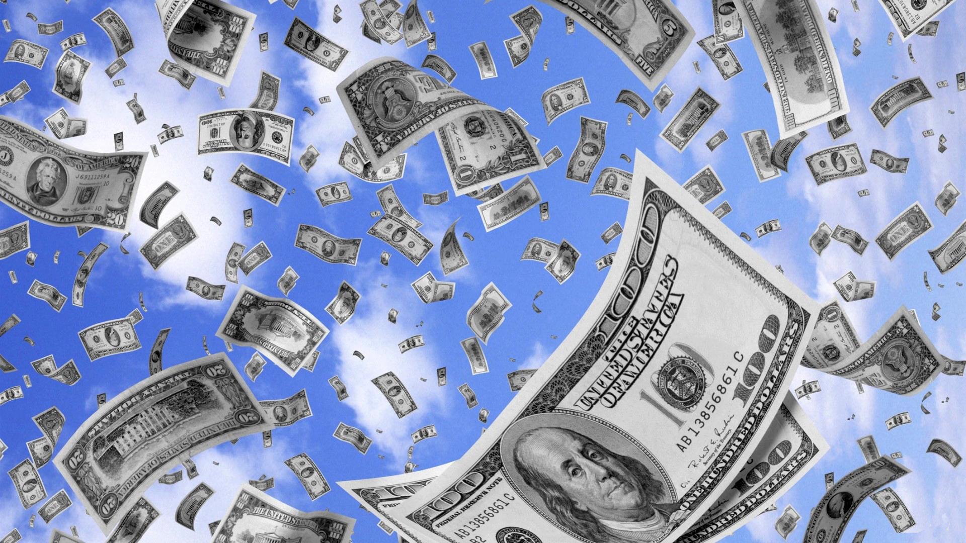 Доллар фоновые рисунки