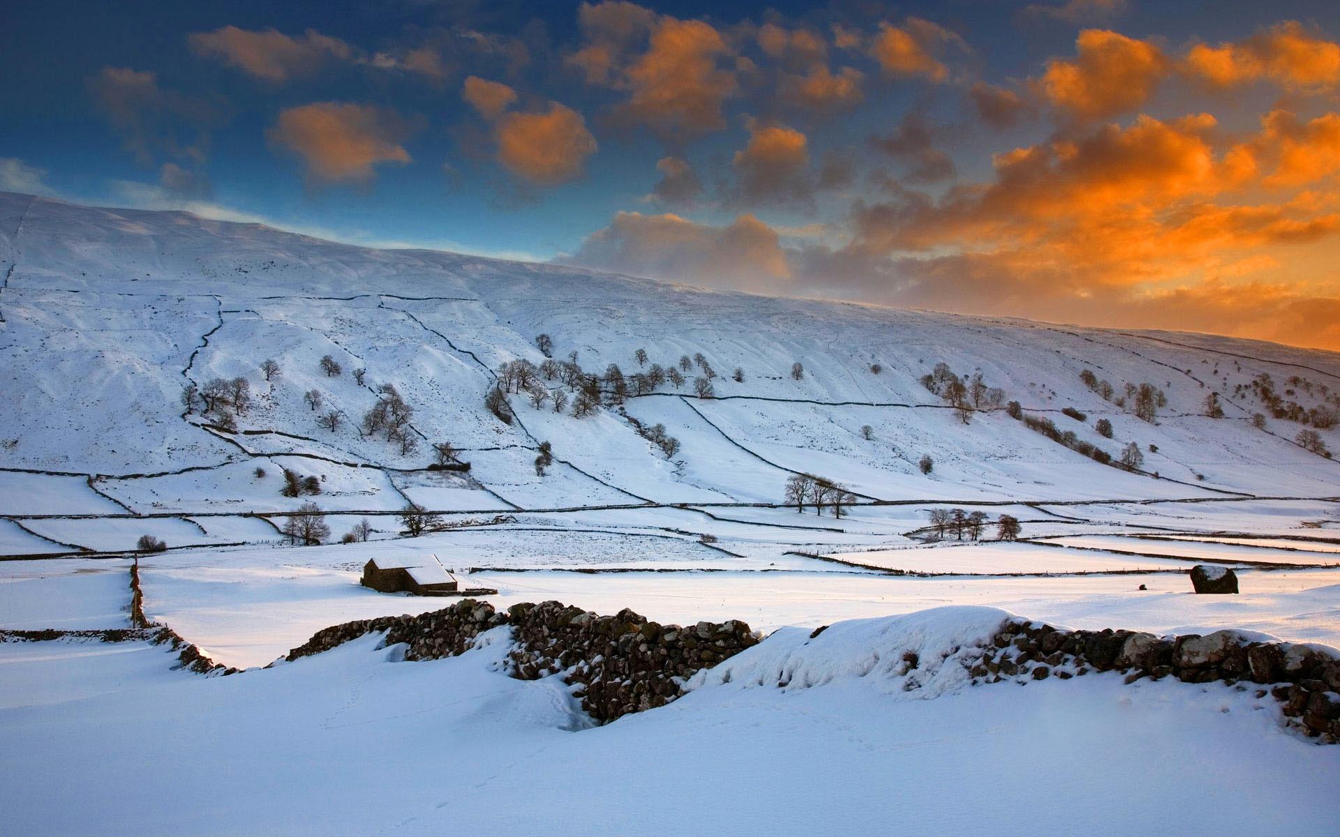 снег холмы snow hills  № 830848 без смс