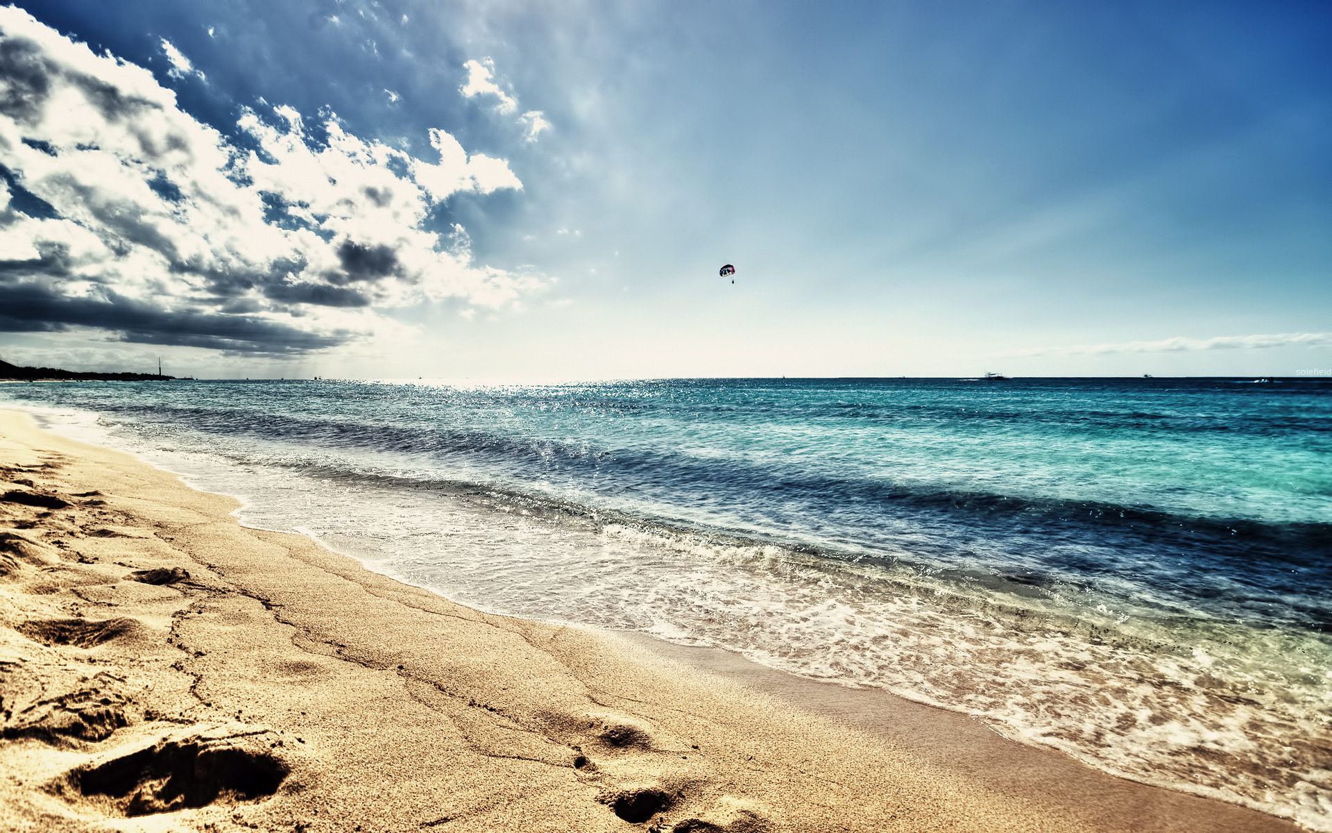 Фото море солнце песок