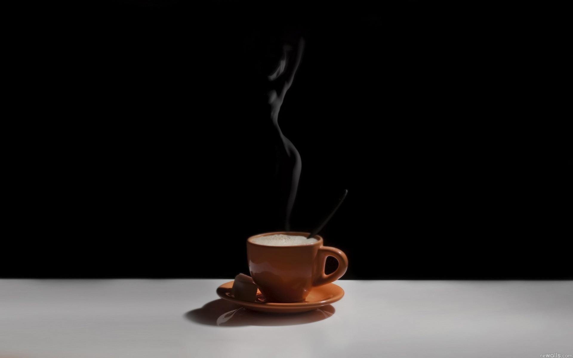 Белая чашка на фоне огней  № 2121528  скачать