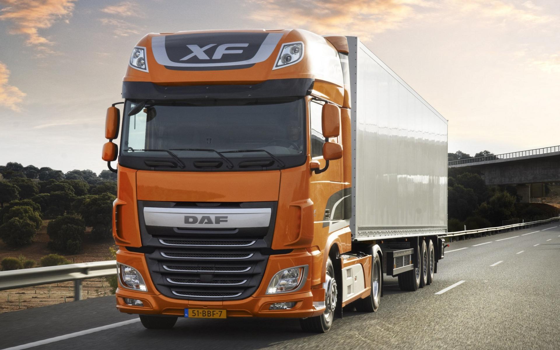 News Index  DAF Trucks