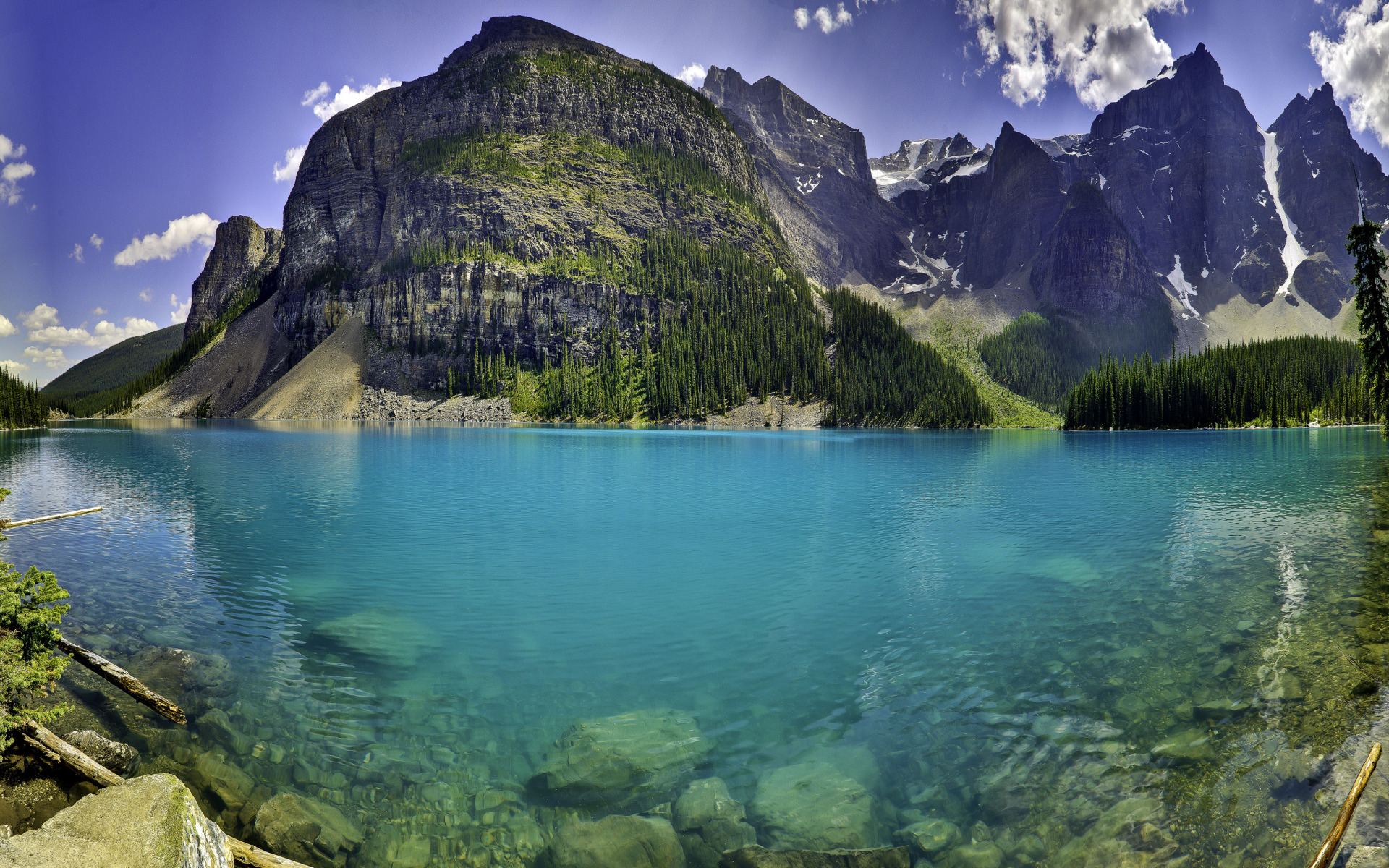 Фото, картинки природа горы вода