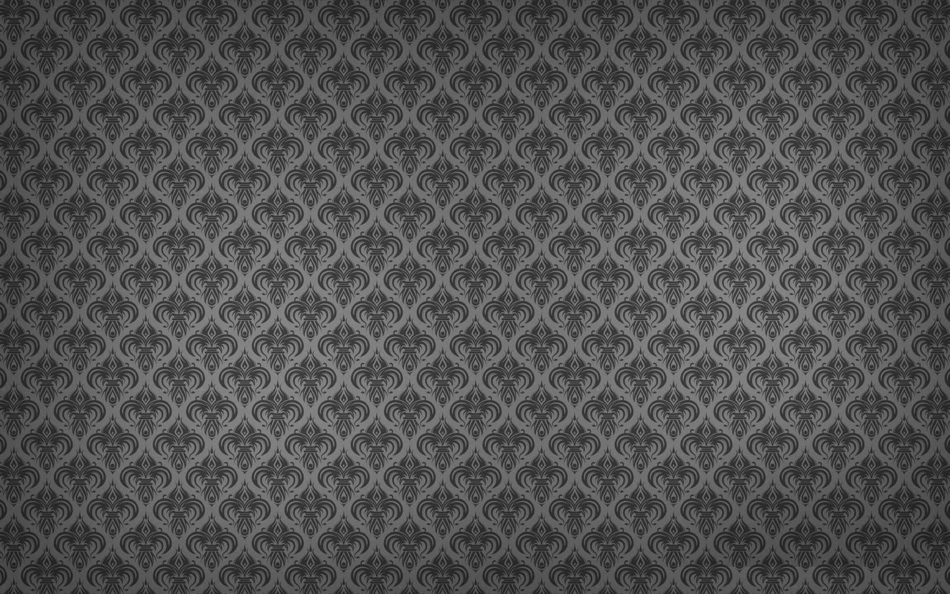 Узоры серые фото