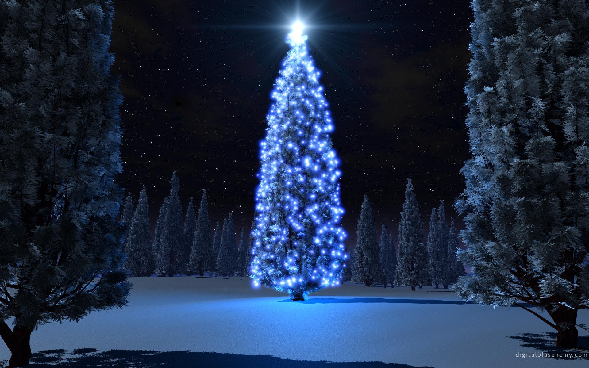 Северное сияние на новый год 2017