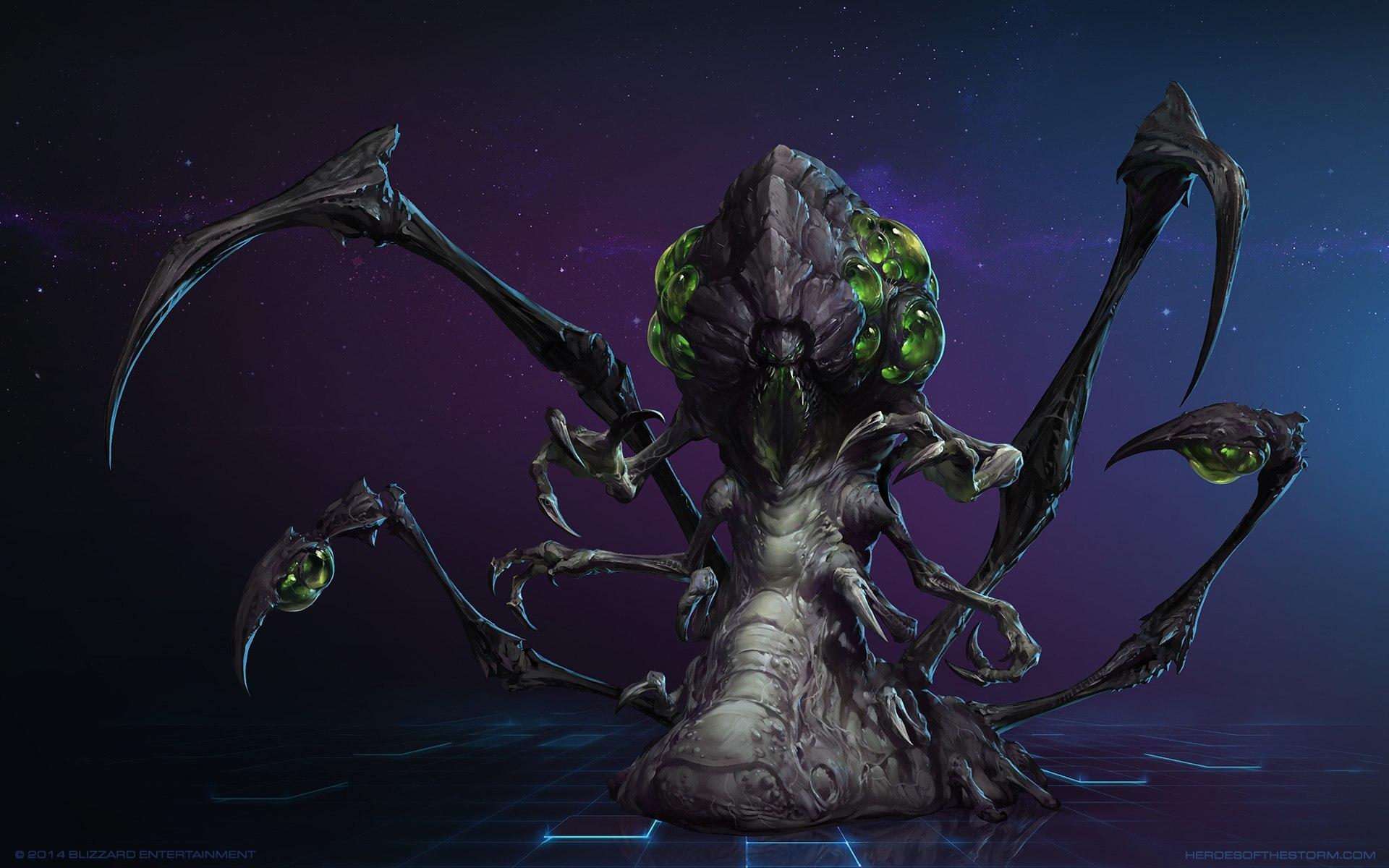 StarCraft 2 dohazování nenačíta