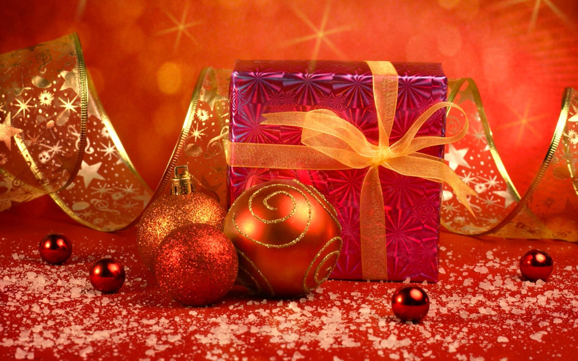 Новогодние огромные открытки