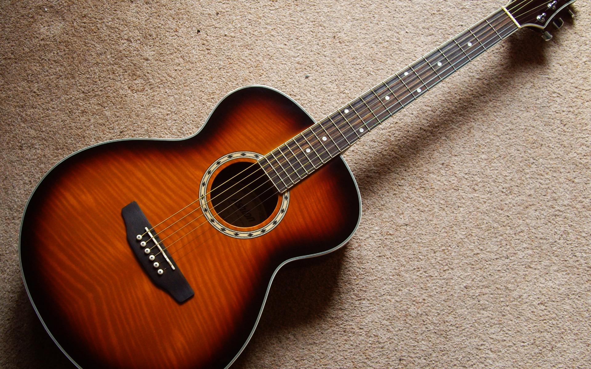 Картинка в гитаре