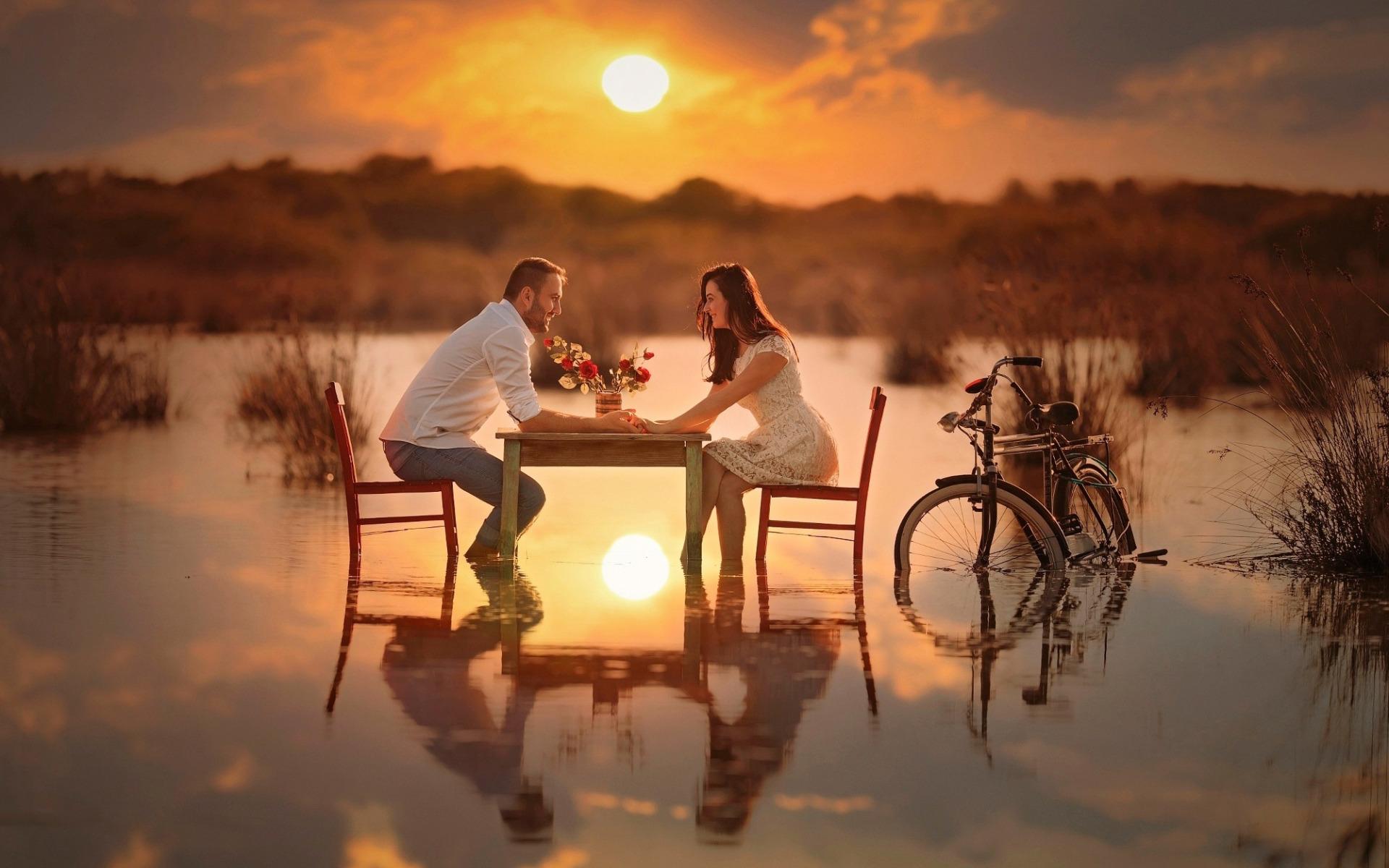 романтические видео вдвоем - 7