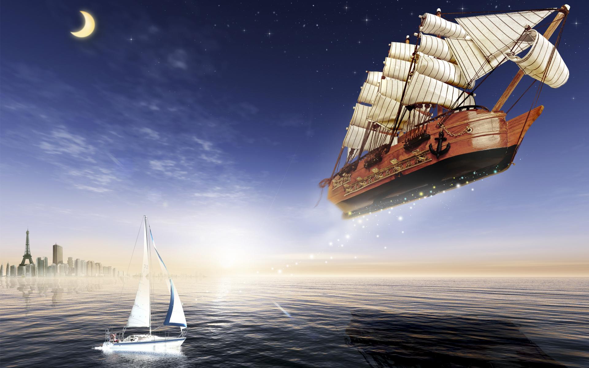воздушный кораблик  № 1684116 загрузить