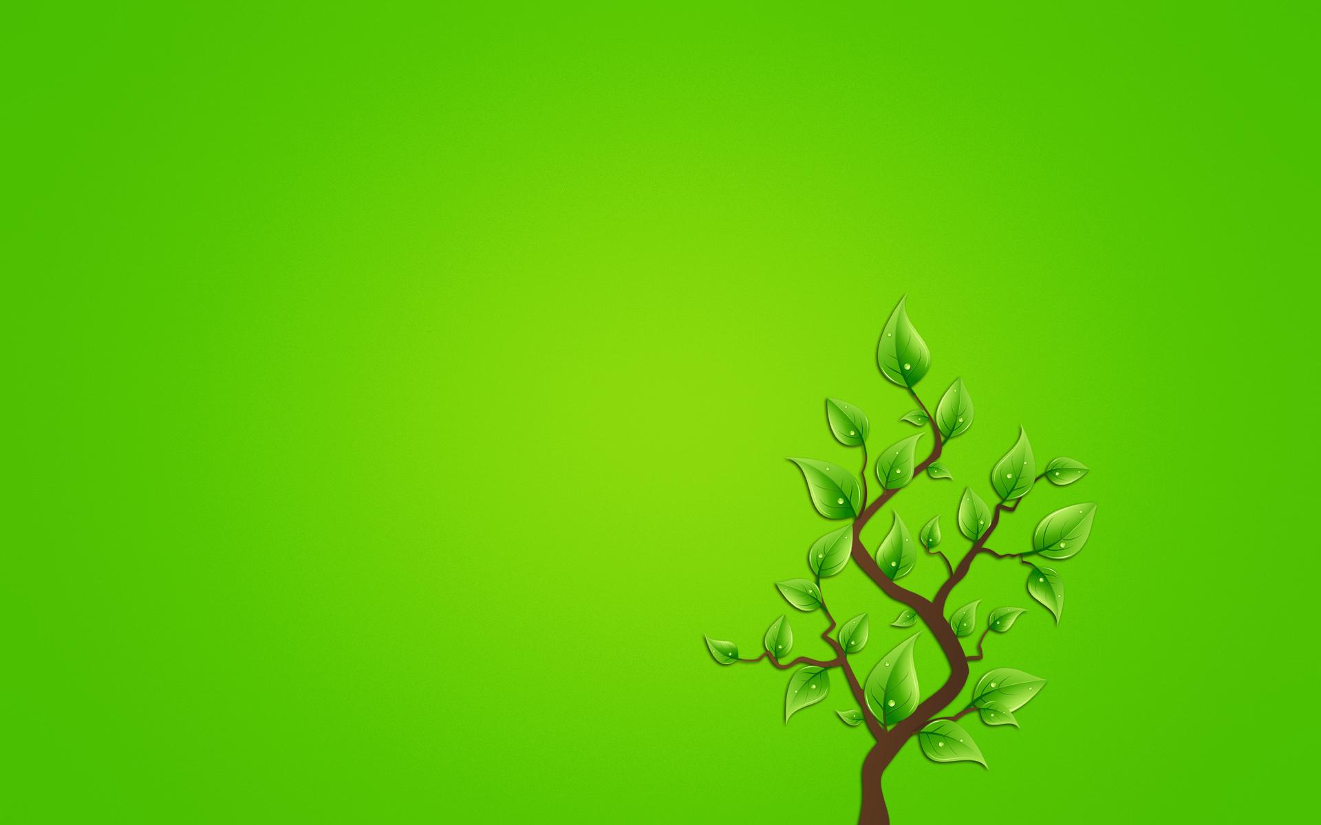 Желто-зеленые листки  № 3114925 без смс