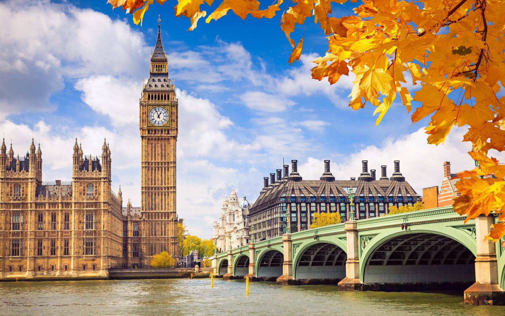 пейзаж лондона картинки преимущество