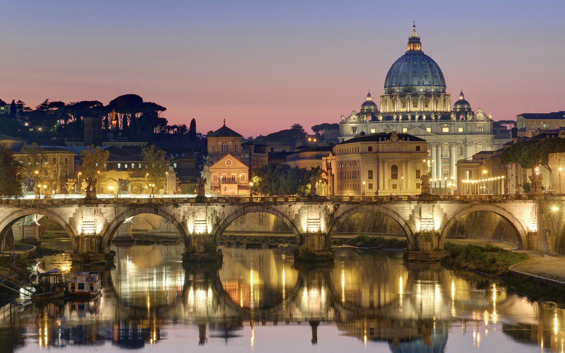 страны архитектура Италия Рим country architecture Italy Rome  № 285938 загрузить