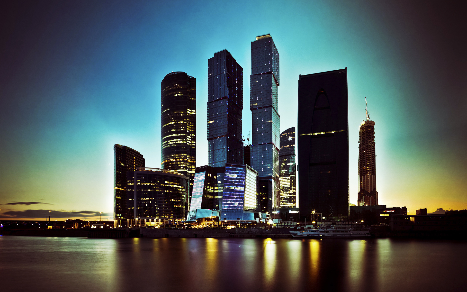 картинки на тему небоскребы