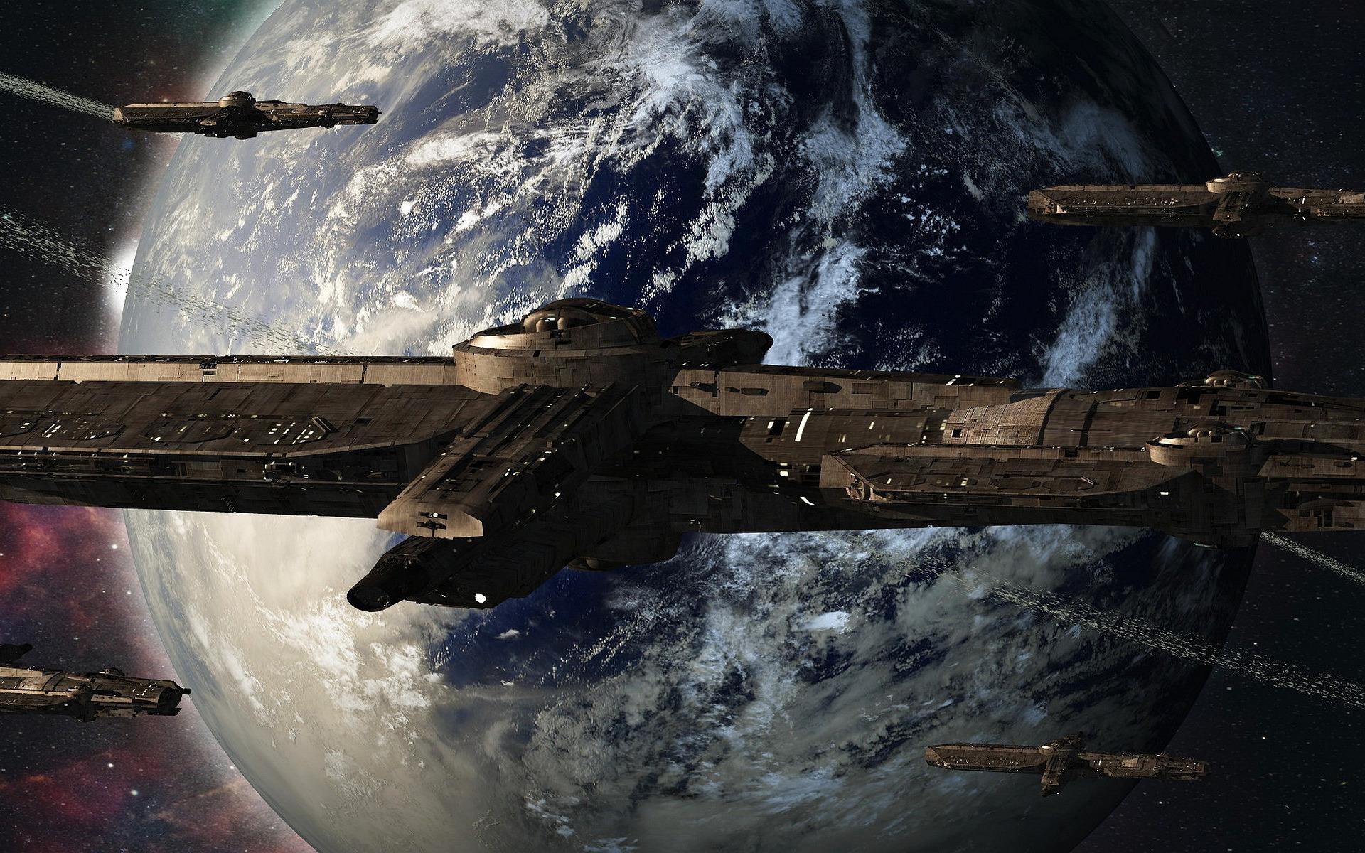 Картинки космические корабли торрент